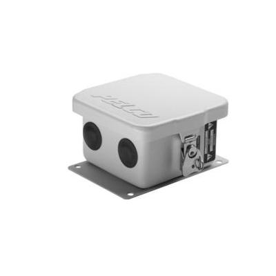 Pelco WCS Series Power Supply, 24 VAC, Outdoor, 4A, 100 VA Beveiligingscamera bevestiging & behuizing - Grijs