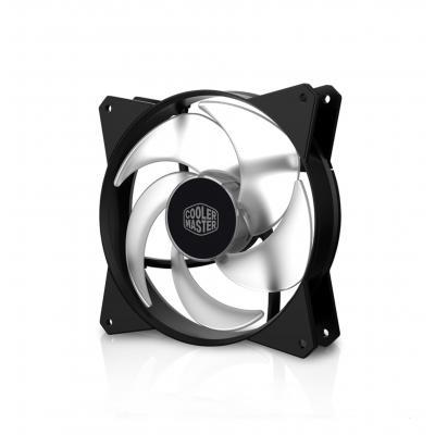 Cooler Master Silencio FP Hardware koeling - Zwart, Wit