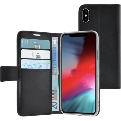 Azuri AZWALCLRIPHXSMAX-BLK mobiele telefoon behuizingen
