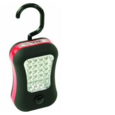Ansmann work light: 1600-0045 - Zwart, Rood