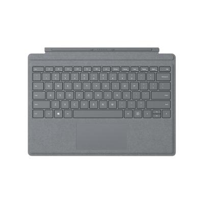 Microsoft Surface Pro Signature Type Cover, Azerty Mobile device keyboard - Platina