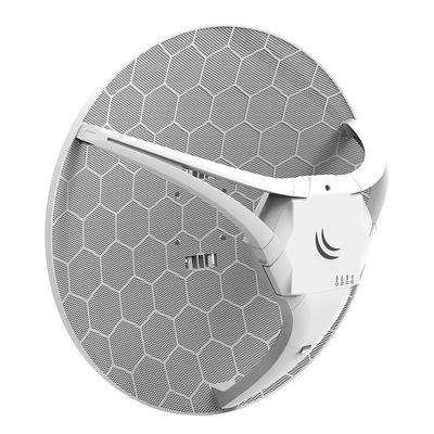 Mikrotik LHG 4G kit Cellulaire signaalversterker - Grijs, Wit