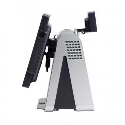 Elo touchsystems display: Rear-Facing Customer Display (2x20 VFD), USB