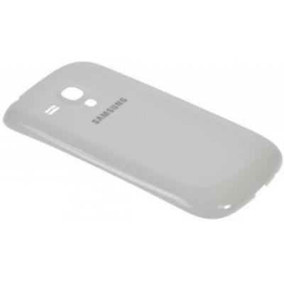 Samsung mobile phone spare part: GT-I8190 Galaxy S3 Mini, Battery Cover, white