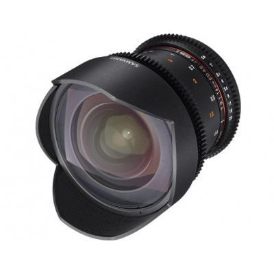 Samyang 14mm T3.1 VDSLR ED AS IF UMC II Camera lens - Zwart