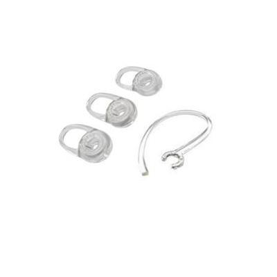 Plantronics koptelefoon accessoire: Spare Earbud/Earloop Kit, Medium - Transparant