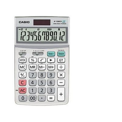 Casio calculator: JF-120 ECO