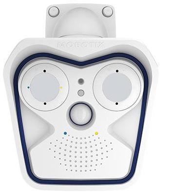 Mobotix beveiligingscamera: AllroundDual M15 - Wit