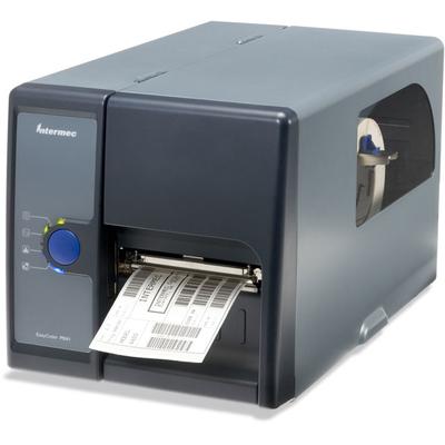 Intermec PD41 Labelprinter - Zwart, Grijs