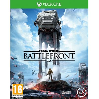 Electronic arts game: Star Wars Battlefront Xbox One
