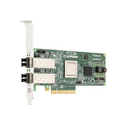 DELL Emulex LPe12002 Dual Channel 8GB PCIe Host Bus Adapter laag profile Netwerkkaart
