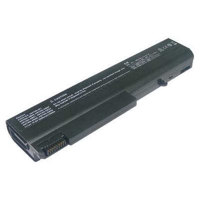 BTI BTRY HP 6530B EB 6930P 6C OEM: KU531AA 486296-001 491173-5 Notebook reserve-onderdeel - Zwart