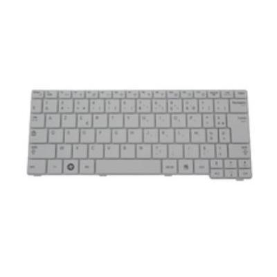 Samsung Keyboard (ENGLISH), White notebook reserve-onderdeel - Wit