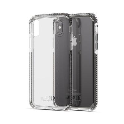 SoSkild iPhone X Defend Case Transparent Mobile phone case - Transparant