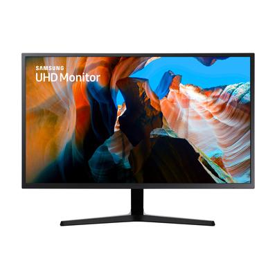 Samsung U32J590UQU Monitor - Zwart