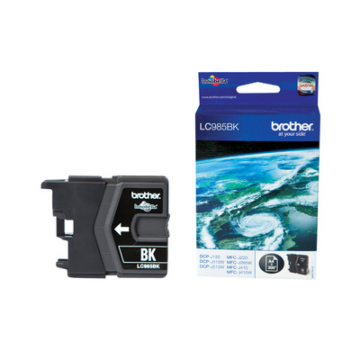 Brother LC-985BK inktcartridge