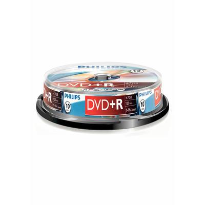 Philips De uitvinder van de technologieën achter CD en. 4,7 GB/120 min. 16x DVD