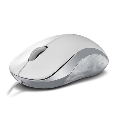 Rapoo N1130 Computermuis - Wit