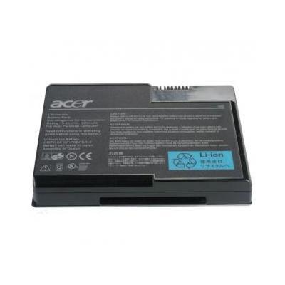 Acer batterij: BT.00604.011 OEM - 11.1V 4000mAh Laptop Battery - Zwart