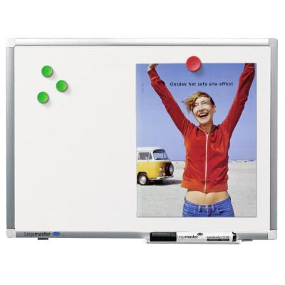 Legamaster whiteboard: Premium Plus - Grijs, Wit