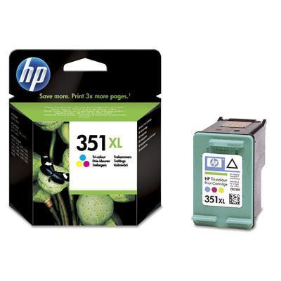 HP CB338EE#BA3 inktcartridge