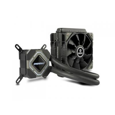 Enermax water & freon koeling: Liqmax II 120 - Zwart