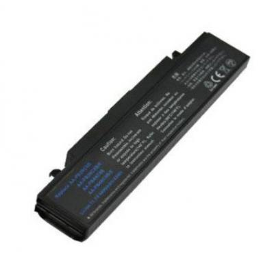 Samsung Li-Ion, 11.1V, 5200mAh notebook reserve-onderdeel - Zwart