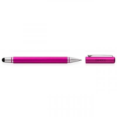 Wacom 9mm, 14g, 133mm, pink Stylus - Roze