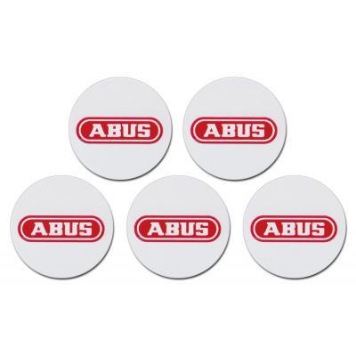 Abus fotosticker: Proximity chip sticker, 5pcs. Set Terxon SX