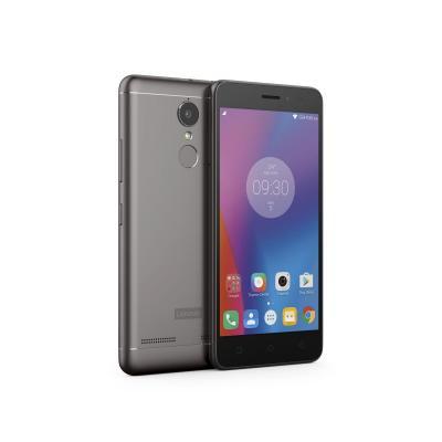 Lenovo smartphone: K6 - Grijs 16GB