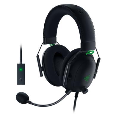 Razer Blackshark V2 Headset - Zwart,Groen