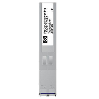 Hewlett packard enterprise netwerk tranceiver module: X111 100 MB LC FX SFP