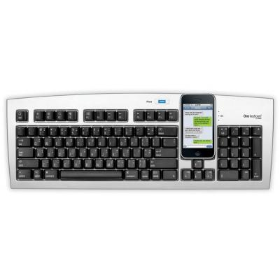 Matias mobile device keyboard: One Keyboard - QWERTY