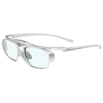 Acer 3D-Brillen: 3D glasses E4w White / Silver - Zilver, Wit