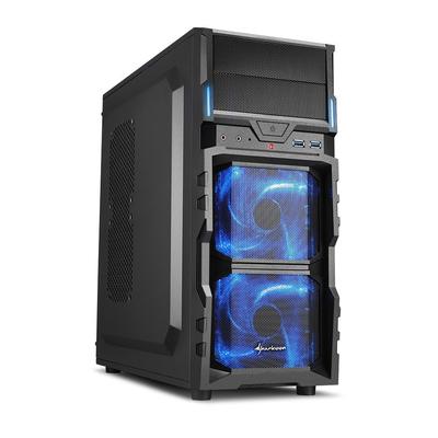Sharkoon 4044951017478 computerbehuizingen