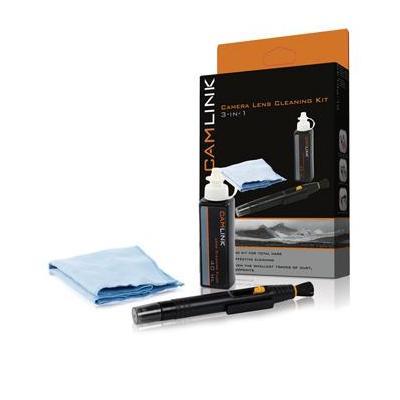 Camlink reinigingskit: CL-PCL40 - Zwart, Blauw