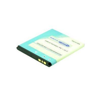 2-Power Li-Ion, 3.7V, 1200mAh Mobile phone spare part - Multi kleuren
