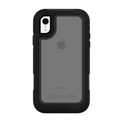 Griffin Survivor Extreme Mobile phone case - Zwart