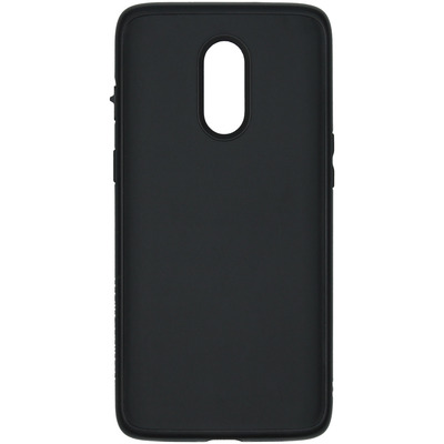 SolidSuit Backcover OnePlus 7 - Classic Black - Zwart / Black Mobile phone case