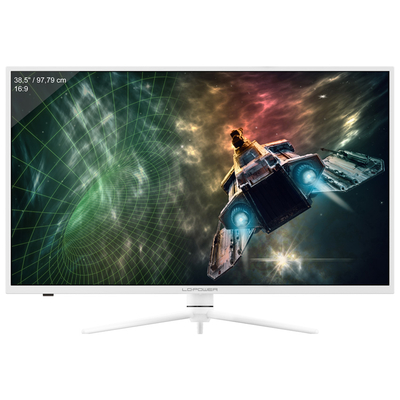 LC-Power LC-M39-QHD-165-C Monitor - Wit