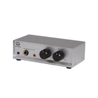 B-tech koptelefoon versterker: BT928 - Zilver