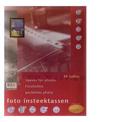 Multo filling pocket: 10FOTOTAS 23R DINA5 PP SAFFIER