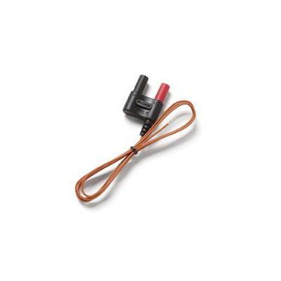 Fluke : 80BK-A geïntegreerd DMM-thermokoppel - Zwart, Rood