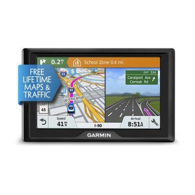 Garmin navigatie: Drive 51 LMT-S - Zwart