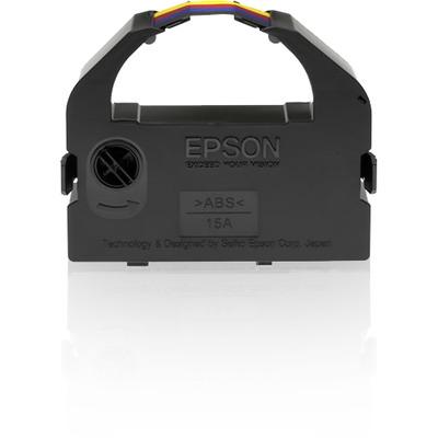Epson Nylon kleur S015056 Printerlint - Zwart