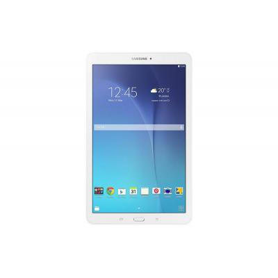 "Samsung tablet: Galaxy Tab E 9.6"" - Wit"