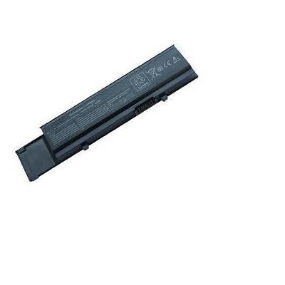 Dell batterij: 56 Wh, 11.1 V, 6 Cell - Zwart