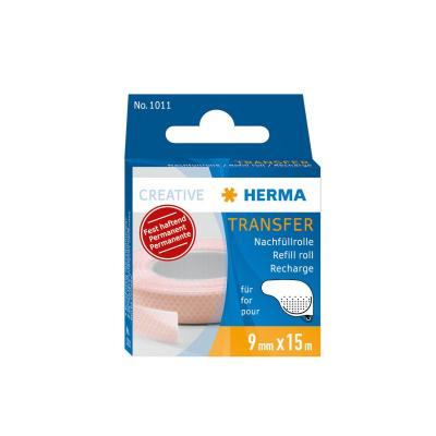 Herma plakband: Transfer refill pack, permanent, 15 m - Beige