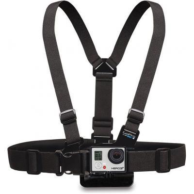 Gopro camera-ophangaccessoire: Chesty - Zwart