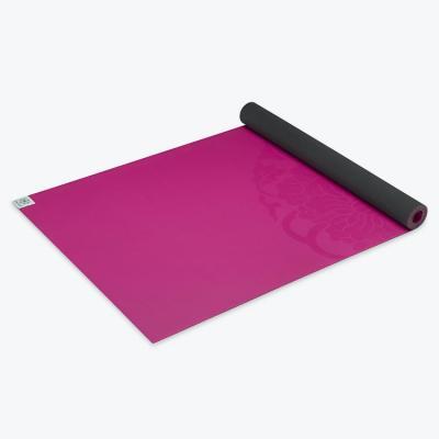 Gaiam fitness, gymnastiek & gewichtstraining: Studio Select Dry Grip Reis - Yogamat - 2mm - Roze